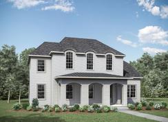 Seneca II - Viridian - 75': Arlington, Texas - Drees Custom Homes