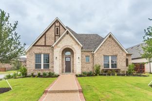 Valencia II - Walsh 60': Aledo, Texas - Drees Custom Homes