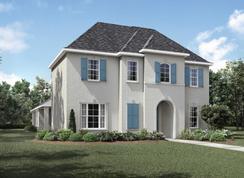 Violet - Pecan Square: Northlake, Texas - Drees Custom Homes