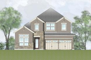Olympia - Rough Hollow - Canyon Pass: Lakeway, Texas - Drees Custom Homes