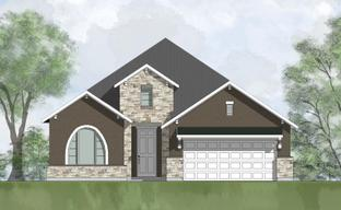 Rough Hollow - Canyon Pass by Drees Custom Homes in Austin Texas