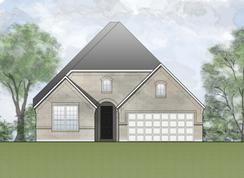 Everitt - Seventeen Lakes - 50's: Roanoke, Texas - Drees Custom Homes