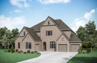 Bracken W - Rockwood 90: Mansfield, Texas - Drees Custom Homes