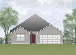 Everitt - Trailwood: Roanoke, Texas - Drees Custom Homes