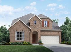Tiana - Trinity Falls 60': McKinney, Texas - Drees Custom Homes