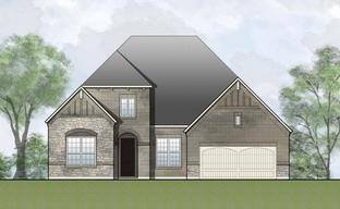 Union Park by Drees Custom Homes in Dallas Texas