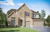 Rockwood 65 by Drees Custom Homes in Fort Worth Texas