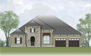 Tinsley - Union Park: Aubrey, Texas - Drees Custom Homes