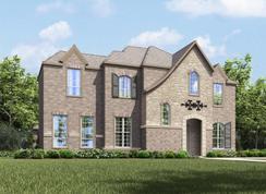 Cambria II - Viridian - 65': Arlington, Texas - Drees Custom Homes
