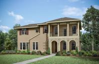 Walsh 60' by Drees Custom Homes in Fort Worth Texas
