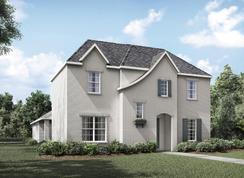 Violet - Viridian - 65': Arlington, Texas - Drees Custom Homes