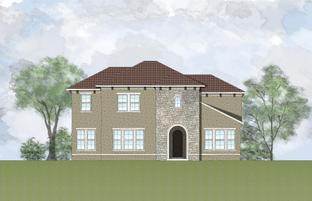 Seneca II - Walsh 60': Aledo, Texas - Drees Custom Homes