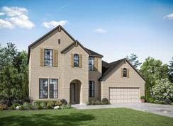 Deerfield II - Wolf Ranch - 60': Georgetown, Texas - Drees Custom Homes