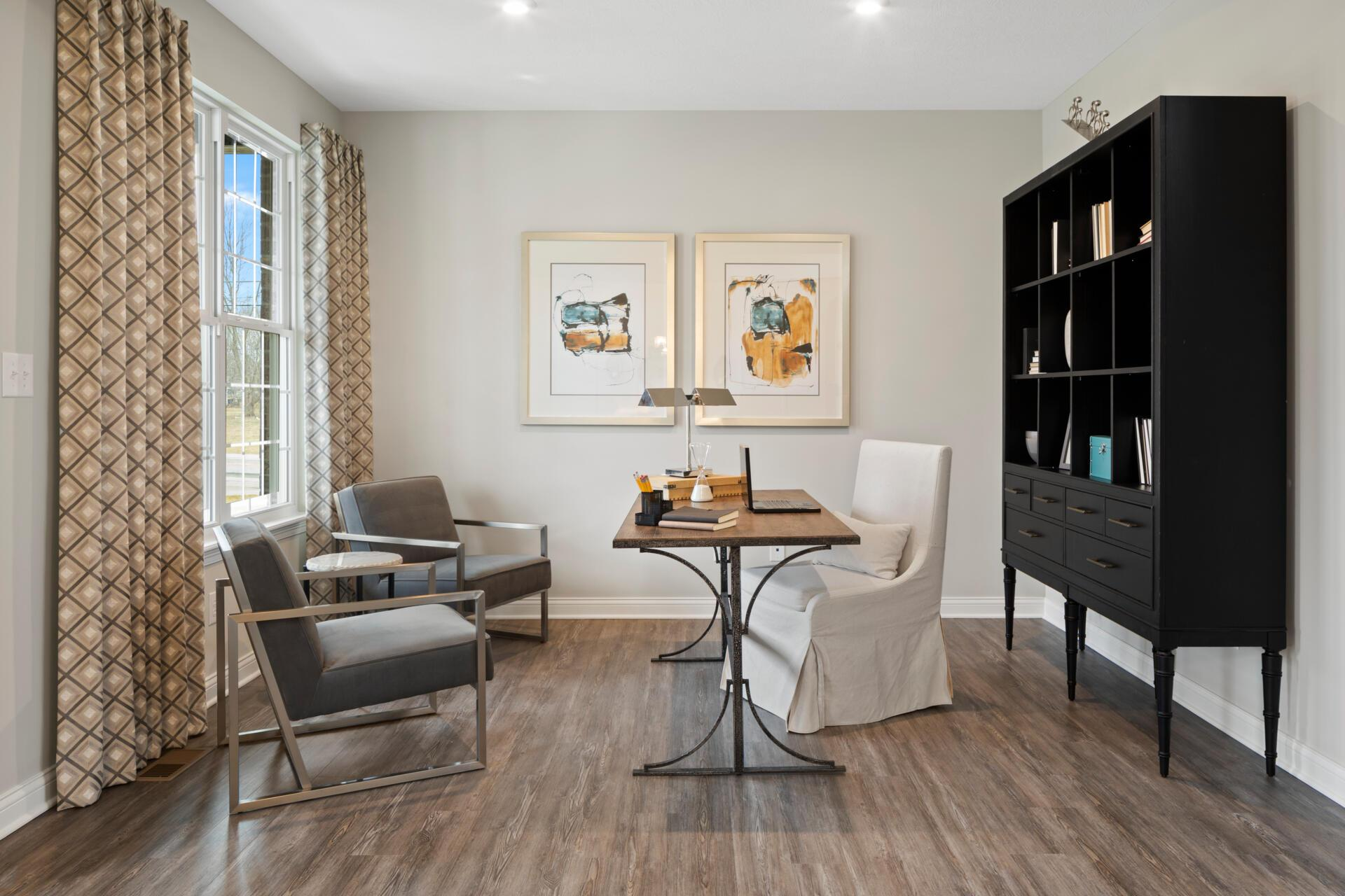 Living Area featured in the Buchanan By Drees Homes in Indianapolis, IN