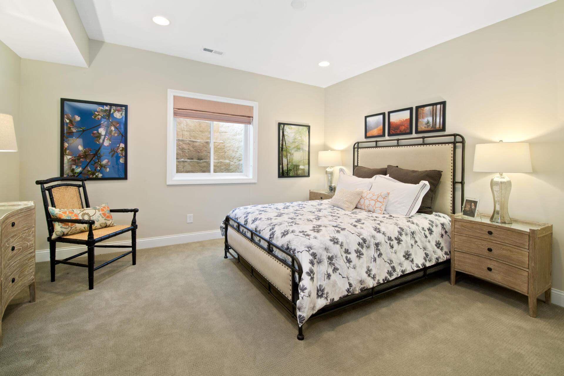 Bedroom featured in the Crestwood By Drees Homes in Indianapolis, IN