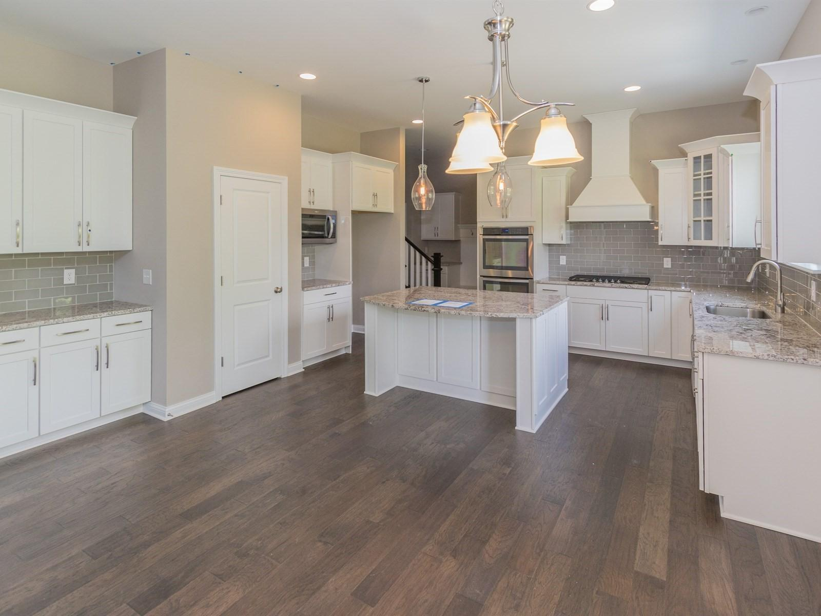 Kitchen featured in the Langdon By Drees Homes in Indianapolis, IN