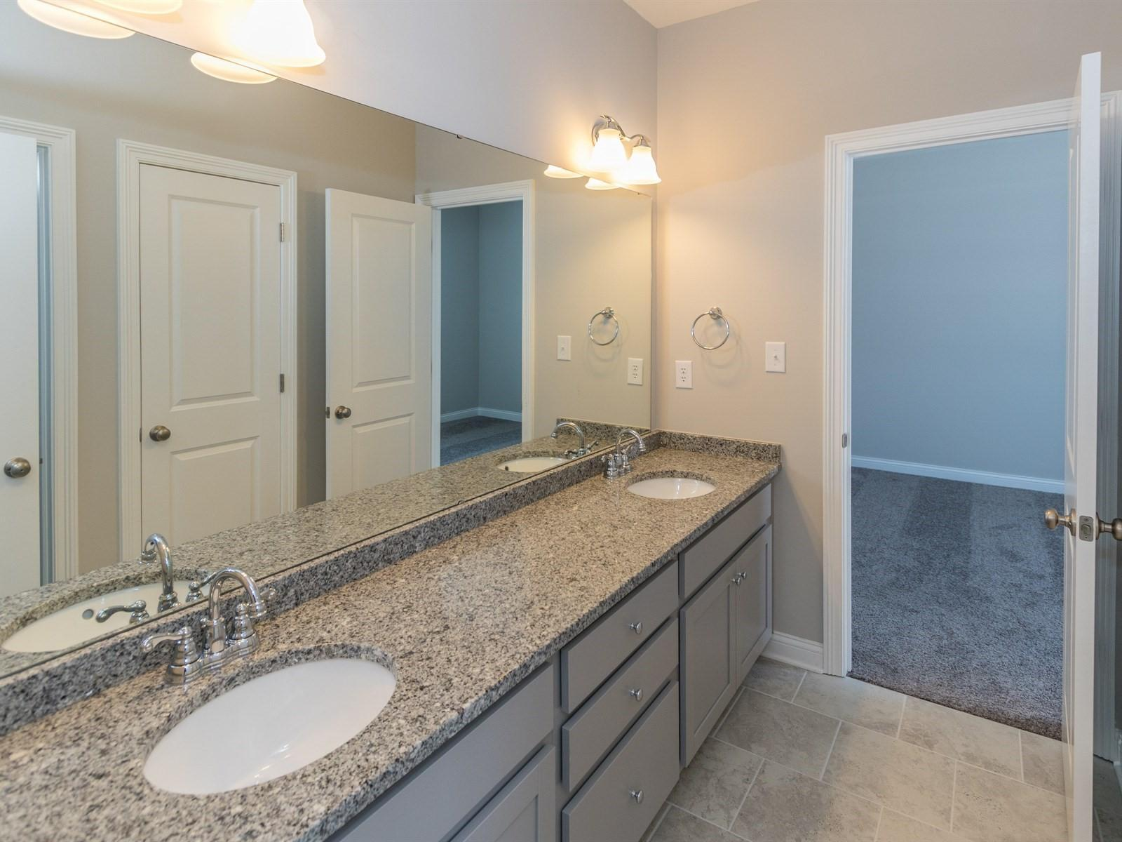 Bathroom featured in the Langdon By Drees Homes in Indianapolis, IN