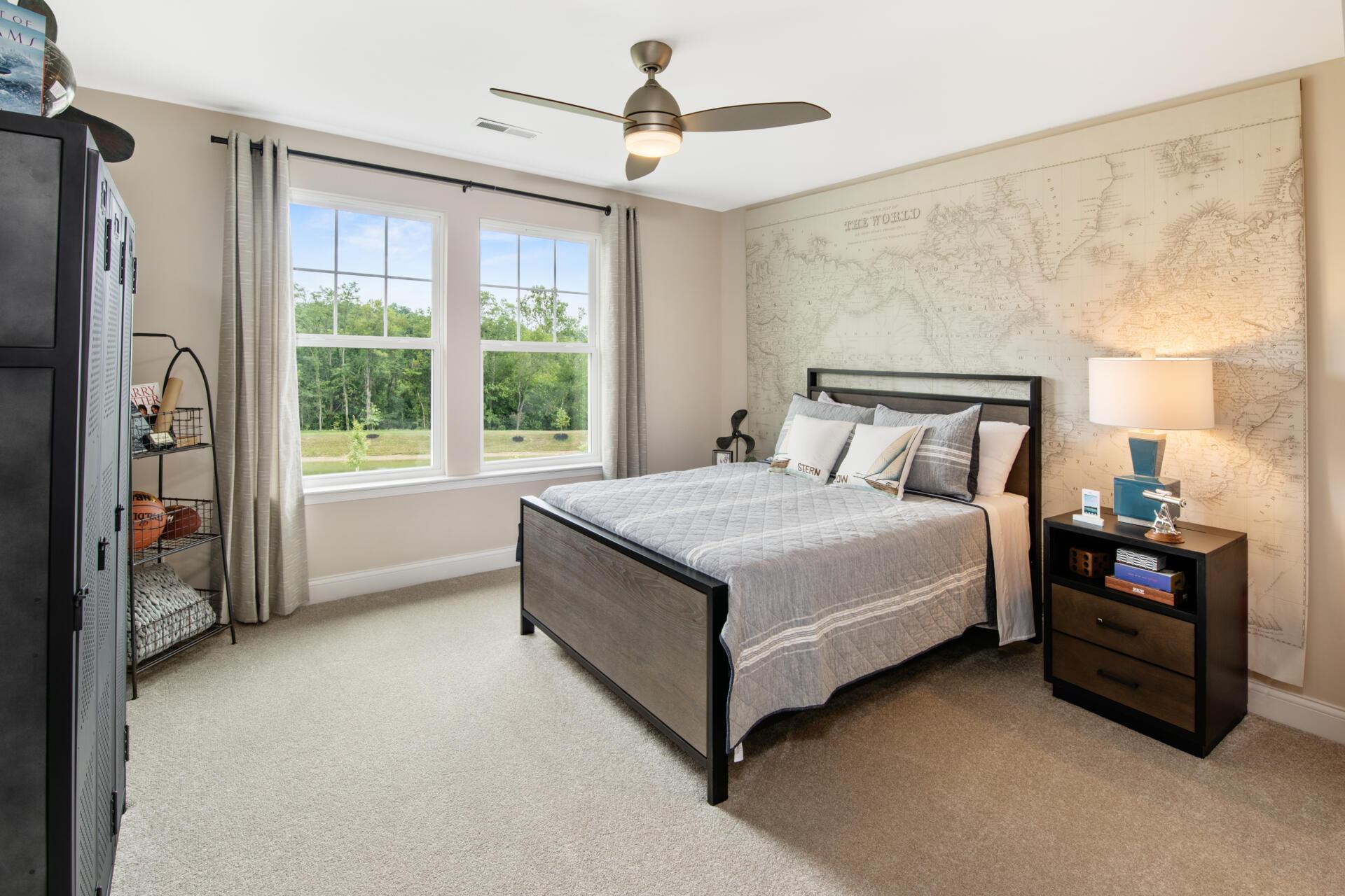 Bedroom featured in the Alden By Drees Homes in Cincinnati, OH