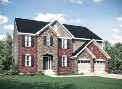 Buchanan - Enclave at South Ridge II: Erlanger, Ohio - Drees Homes