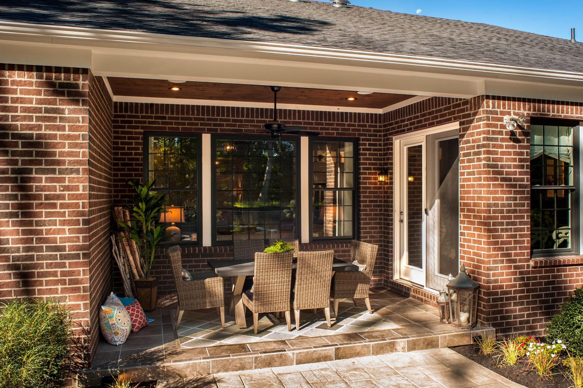 Exterior featured in the Hartwell By Drees Homes in Cincinnati, OH