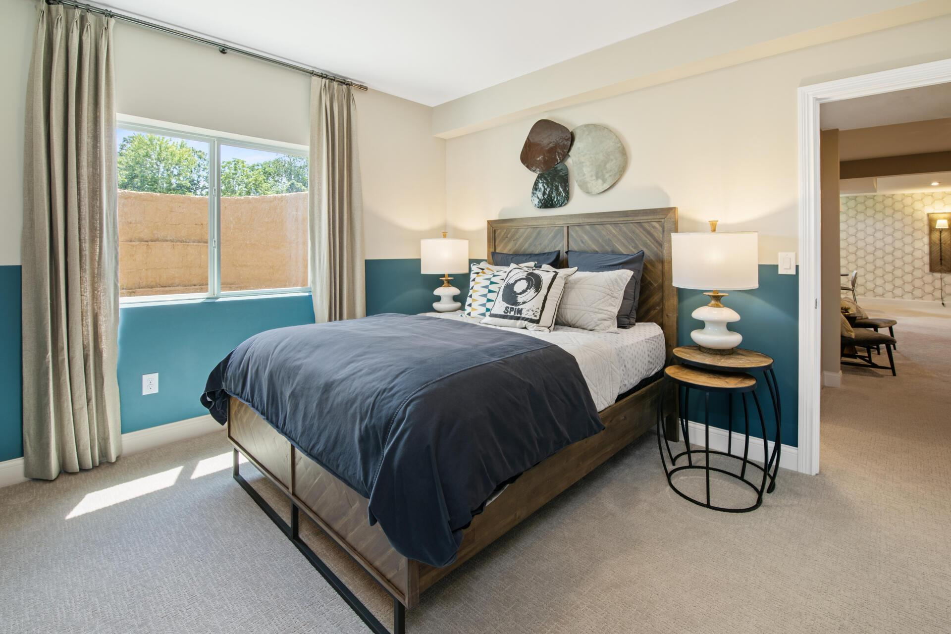 Bedroom featured in the Lyndhurst By Drees Homes in Cleveland, OH