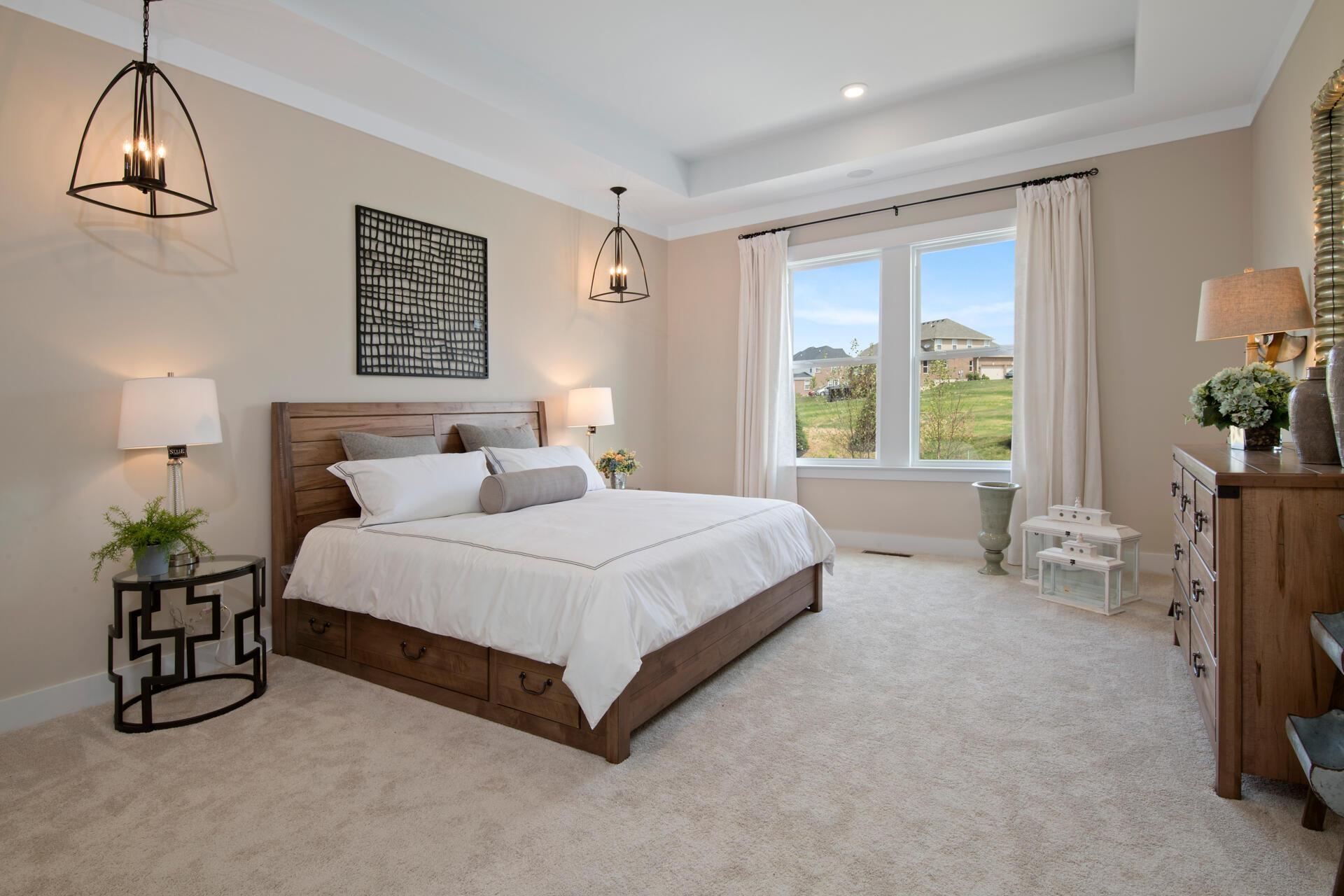 Bedroom featured in the Lyndhurst By Drees Homes in Cincinnati, OH