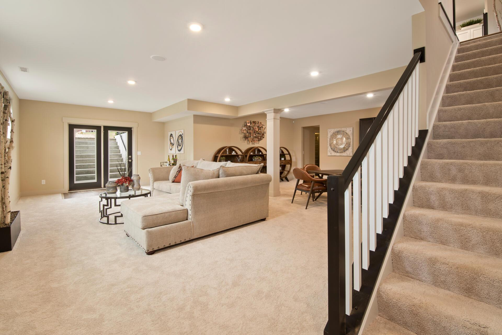Living Area featured in the Lyndhurst By Drees Homes in Cincinnati, OH