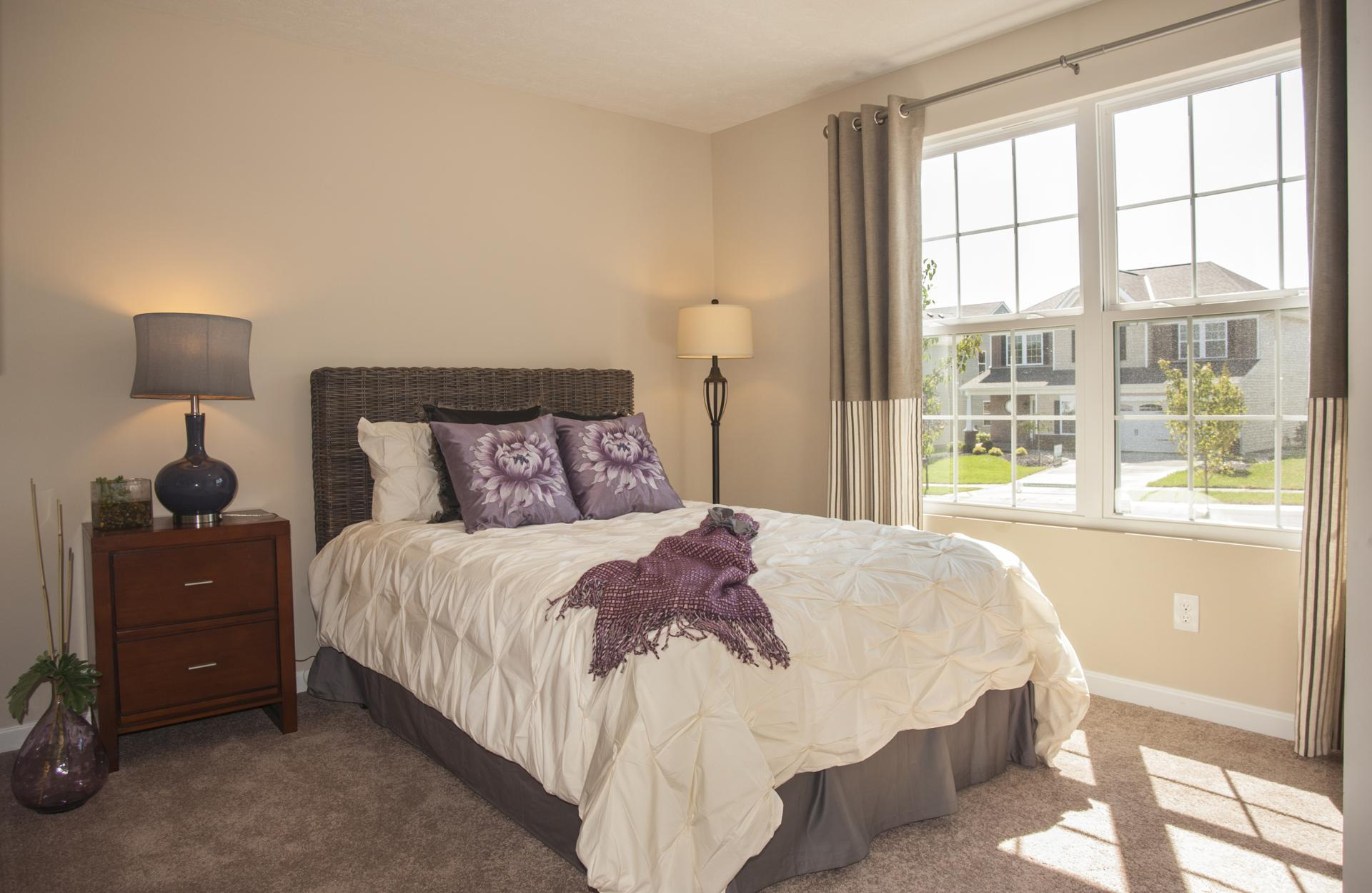 Bedroom featured in the Alexander By Drees Homes in Cincinnati, OH