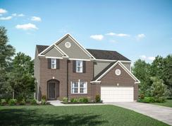 Ashton - Ashford Village: Independence, Ohio - Drees Homes