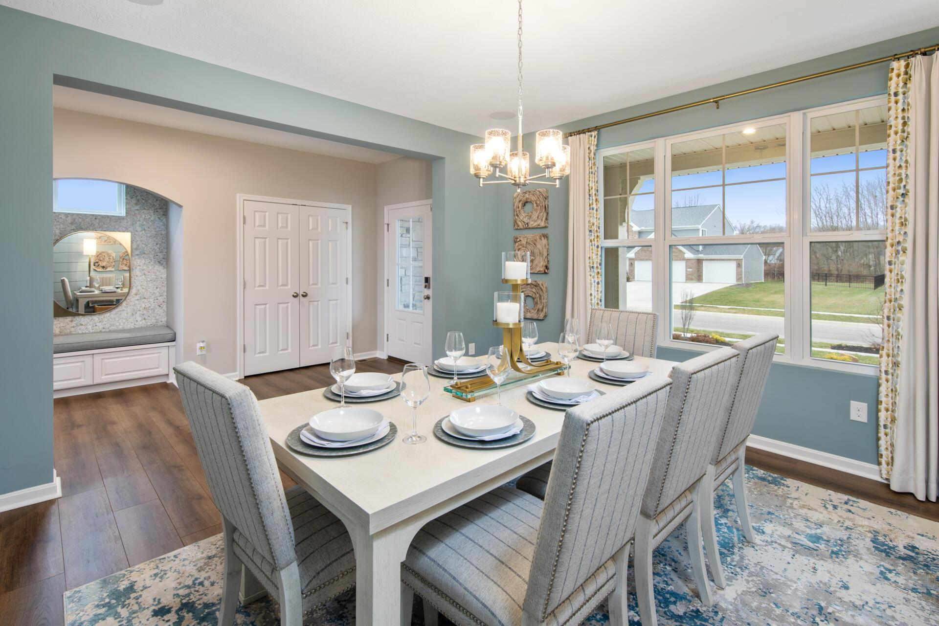 Living Area featured in the Ashton By Drees Homes in Cincinnati, KY