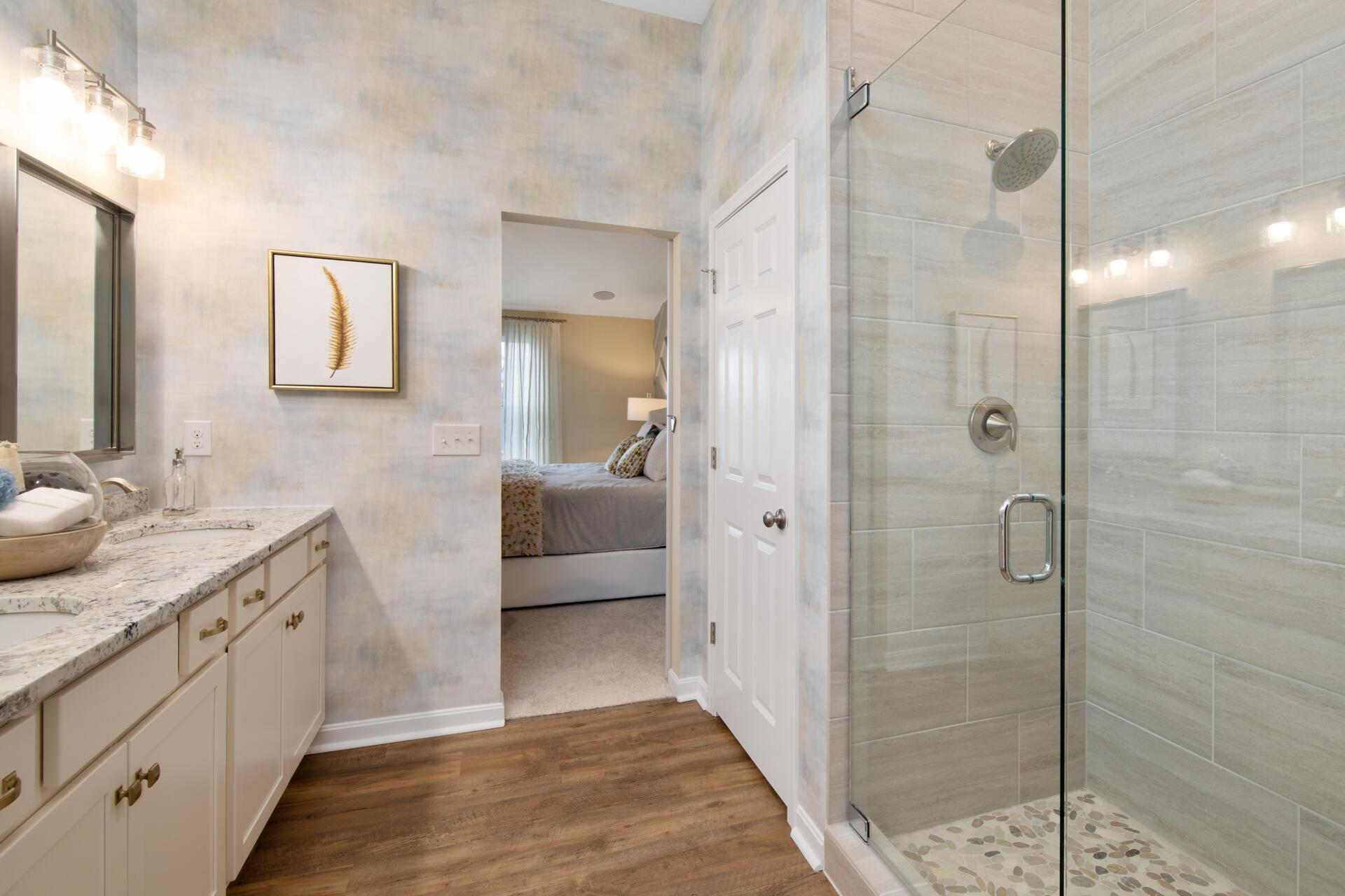 Bathroom featured in the Ashton By Drees Homes in Cincinnati, KY