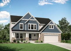 Alden - Arcadia Manor: Alexandria, Ohio - Drees Homes