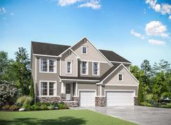 Vanderburgh - Homestead at Leesville Reserve: Raleigh, North Carolina - Drees Homes