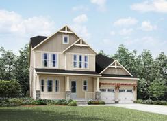 Hadley - Cates Landing: Hillsborough, North Carolina - Drees Homes