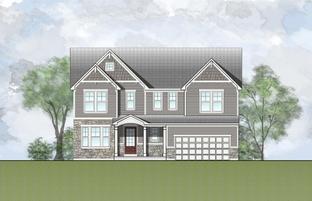 Hollister II - Lochridge - The Manors - 80': Holly Springs, North Carolina - Drees Homes