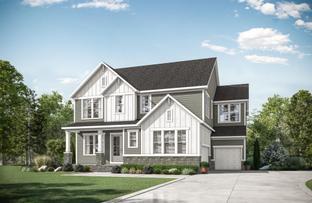 Kendall - Cates Landing: Hillsborough, North Carolina - Drees Homes