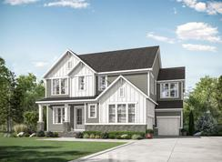 Kendall - Homestead at Leesville Reserve: Raleigh, North Carolina - Drees Homes