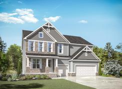 Vanderburgh - Lochridge - The Estates - 95': Holly Springs, North Carolina - Drees Homes