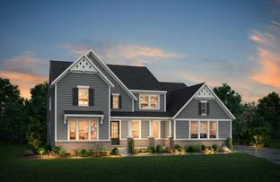 Crestwood - Indy Gallery Platinum: Indianapolis, Indiana - Drees Homes