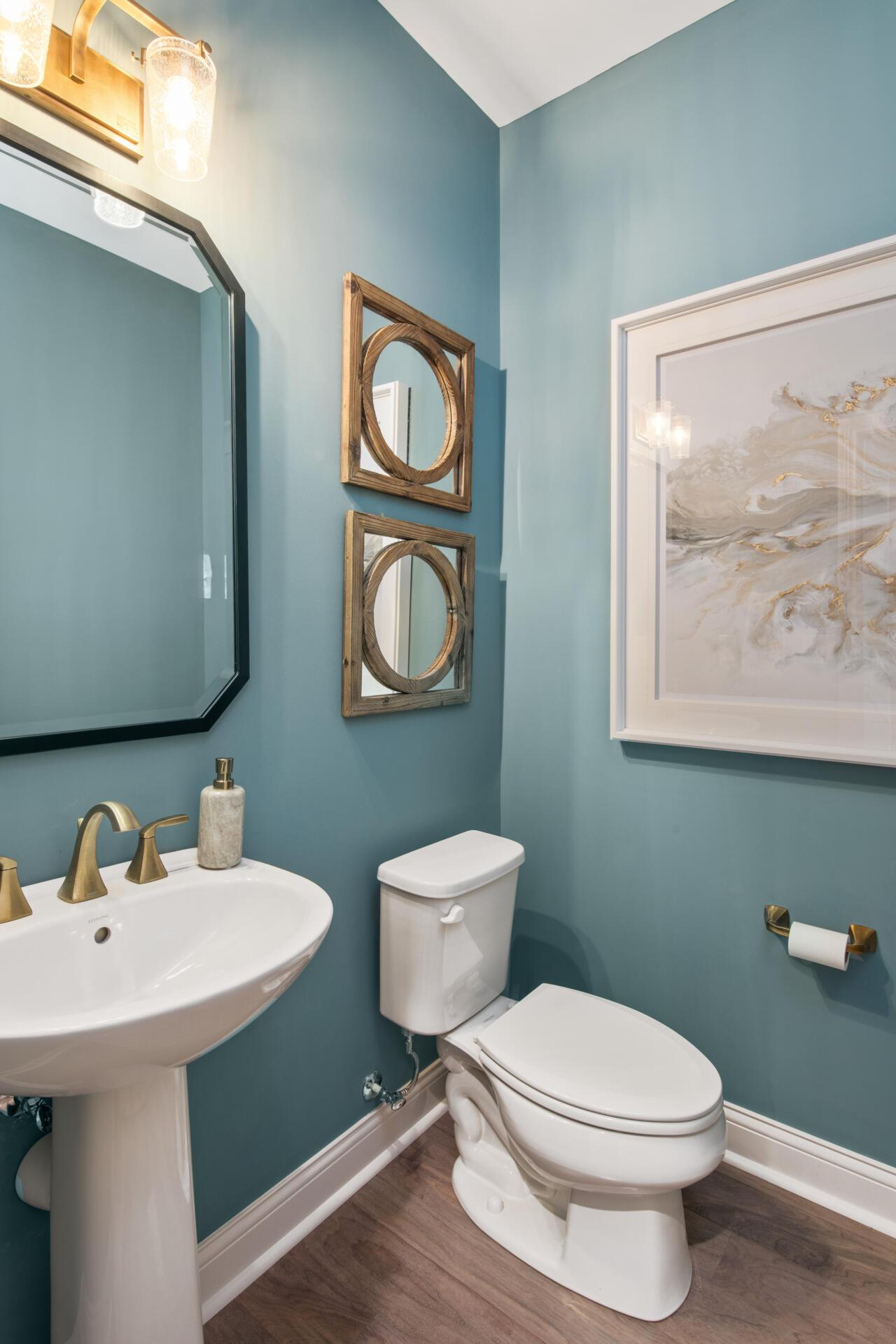 Bathroom featured in the Lyndhurst By Drees Homes in Cleveland, OH