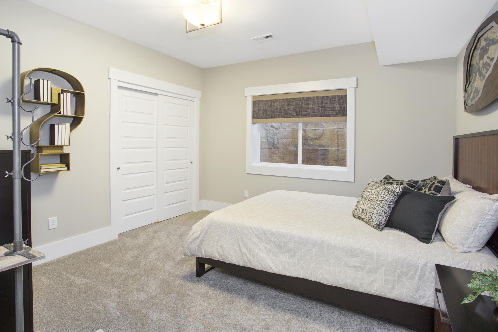 Bedroom featured in the Sebastian By Drees Homes in Indianapolis, IN