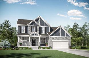 Bradley II - Bloomfield Estates: Willow Spring, North Carolina - Drees Homes