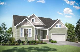 Finley - Bloomfield Estates: Willow Spring, North Carolina - Drees Homes