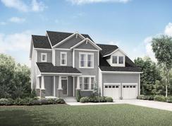 Hayes - Bloomfield Estates: Willow Spring, North Carolina - Drees Homes