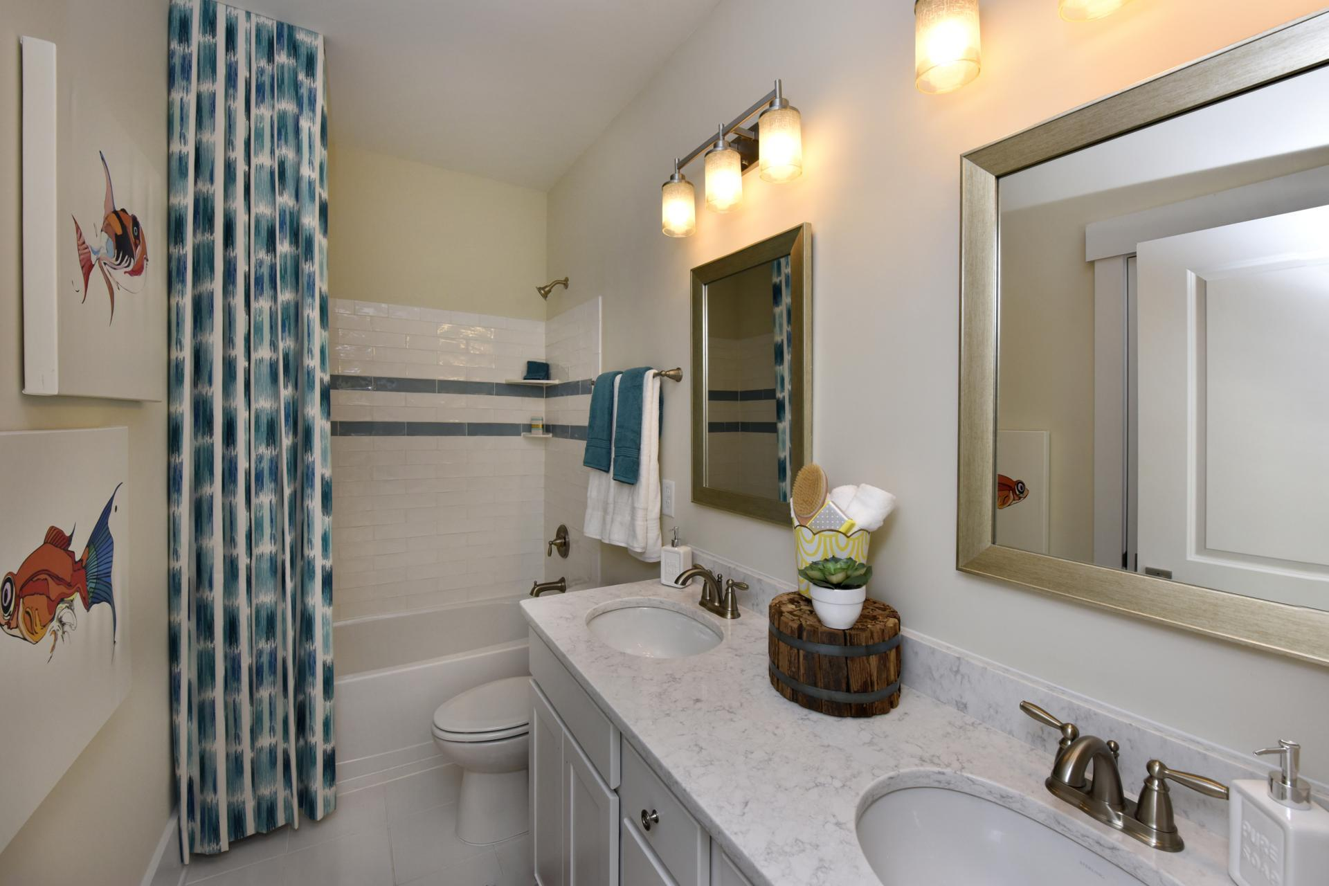 Bathroom featured in the Hayes By Drees Homes in Raleigh-Durham-Chapel Hill, NC