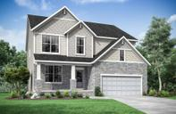 Weatherford West by Drees Homes in Raleigh-Durham-Chapel Hill North Carolina