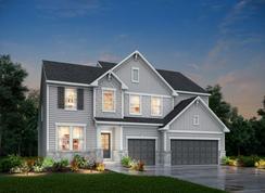 Belleville - Brentwood: Brownsburg, Indiana - Drees Homes