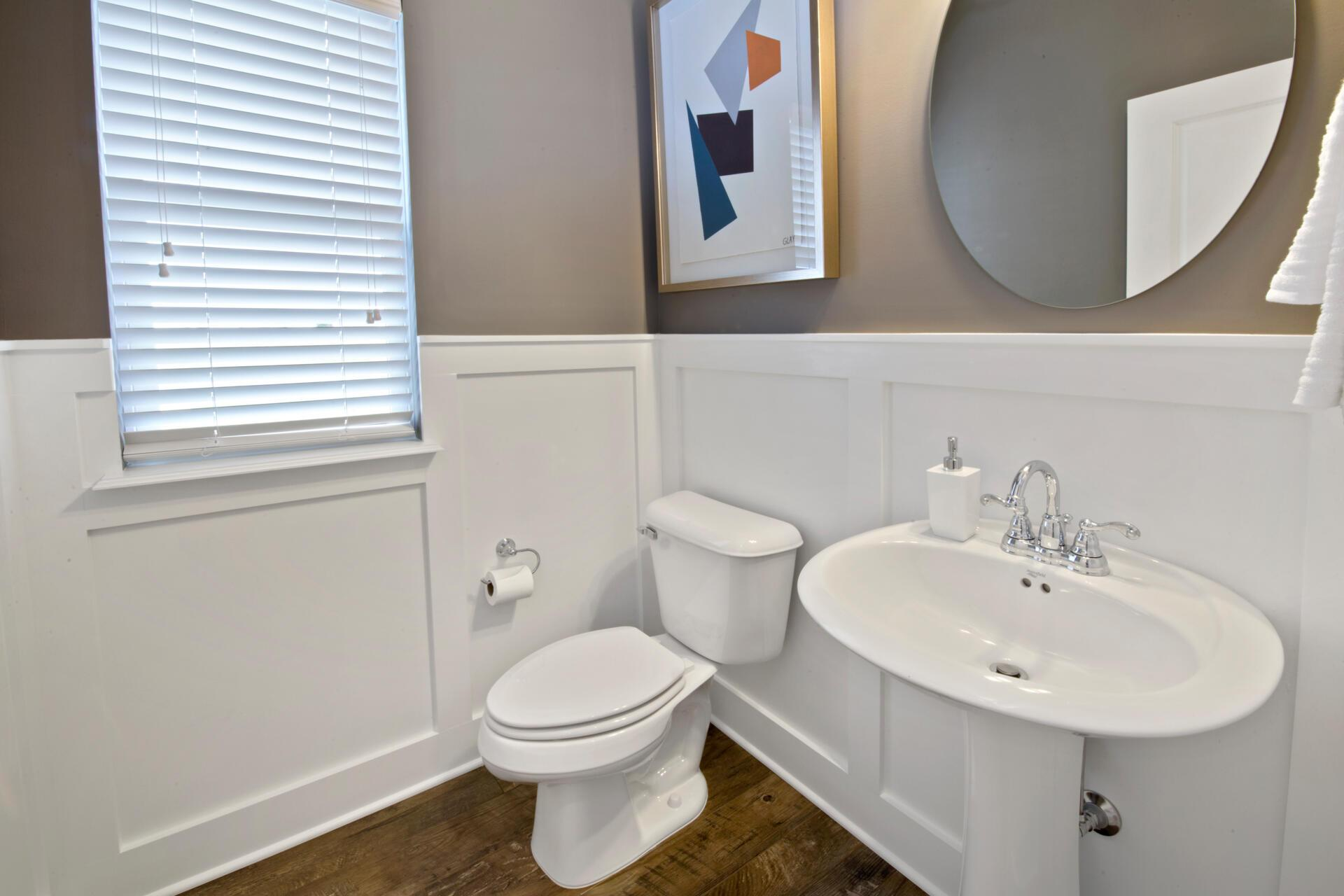 Bathroom featured in the Belleville By Drees Homes in Indianapolis, IN