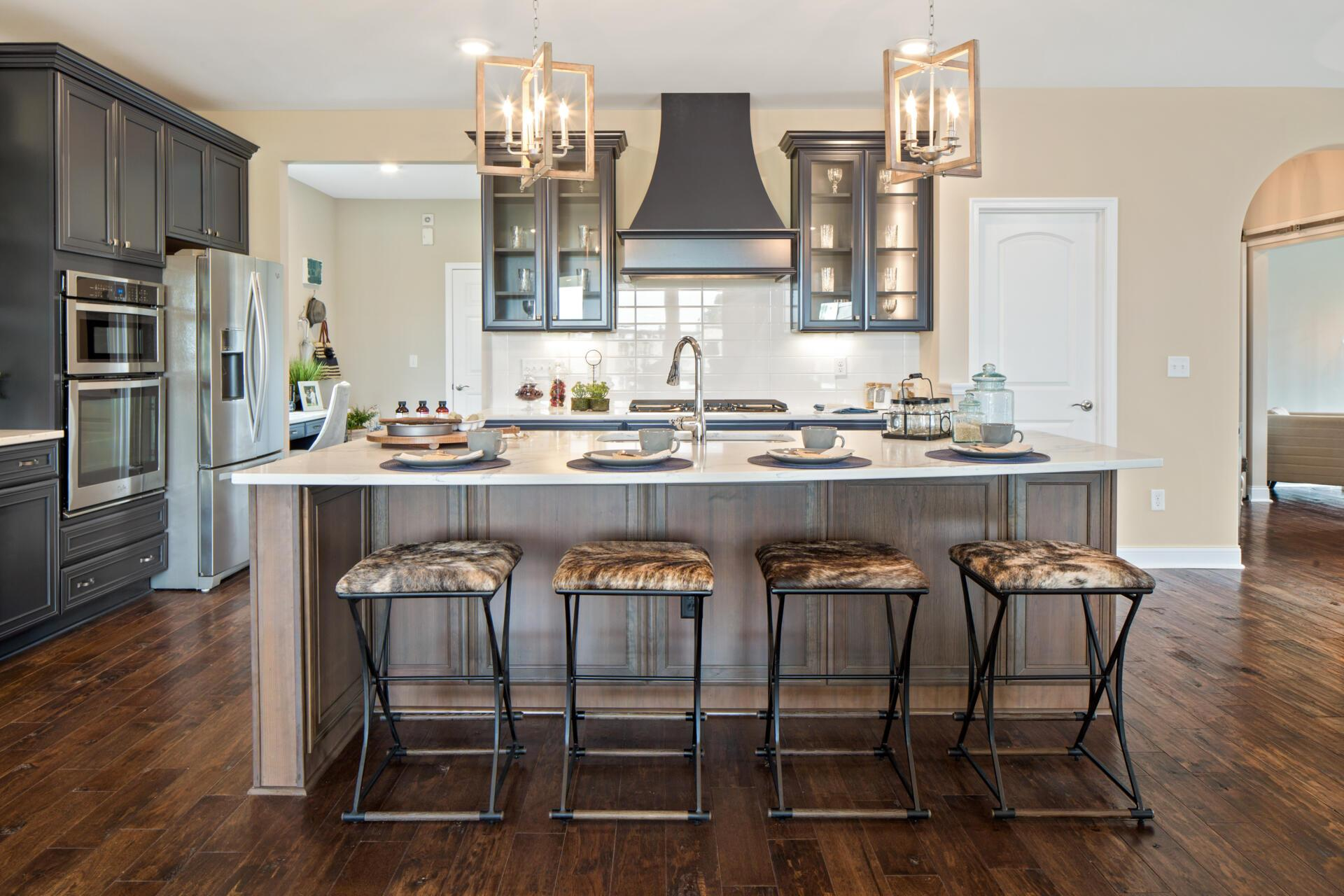 Kitchen featured in the Clearwater By Drees Homes in Indianapolis, IN