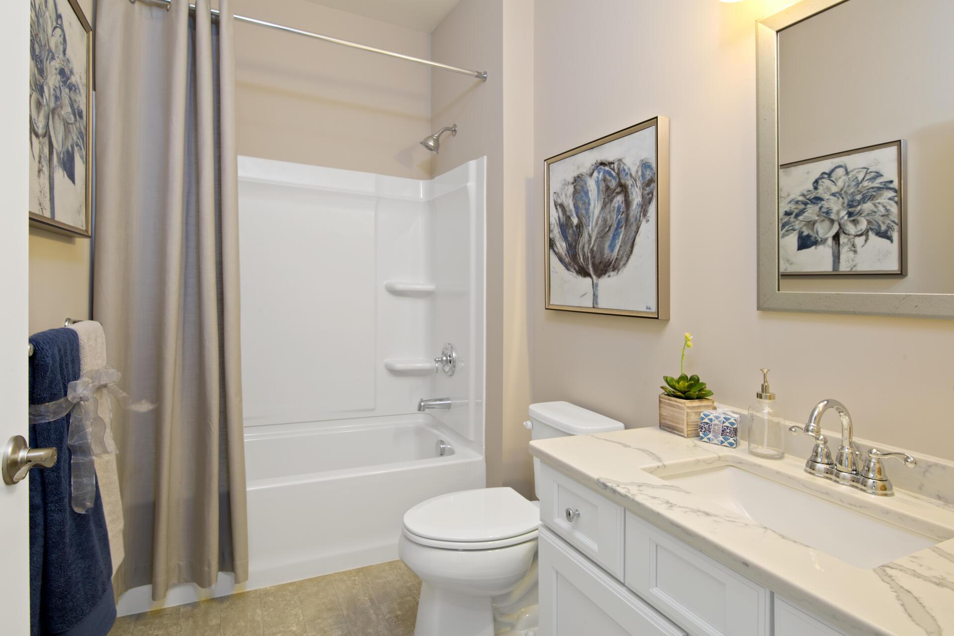 Bathroom featured in the Clearwater By Drees Homes in Cincinnati, KY